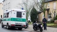 Nach der Ermordung eines neunjährigen Jungen in Herne spricht die Polizei von einer Großlage.