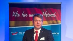 AfD dementiert Verbindung zu mutmaßlichem russischen Spion