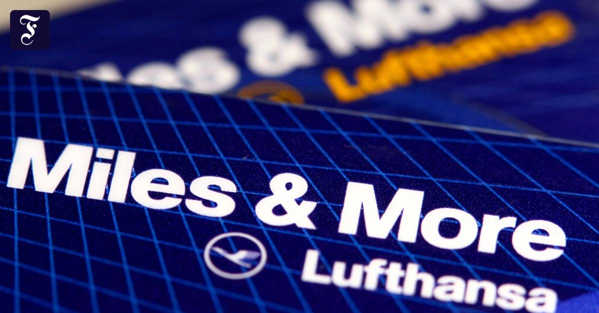 Lufthansas Vielflieger-Programm gehackt - FAZ - Frankfurter Allgemeine Zeitung