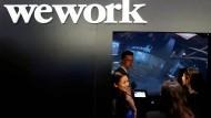 Wework ist auf die Untervermietung von Büros spezialisiert, eine Art AirBnB für Arbeitsräume.