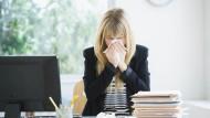 Deshalb frieren Frauen im Büro