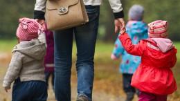 Immer mehr Familien werden aus Großstädten verdrängt