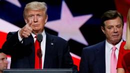 Trumps ehemaliger Wahlkampfchef hat Sonderermittler belogen