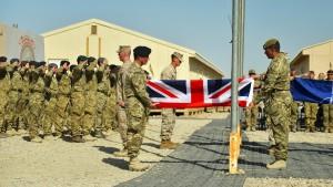 Briten und Amerikaner beenden Kampfeinsätze in Afghanistan