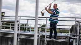 Entwarnung für Trinkwasser aus dem Ried