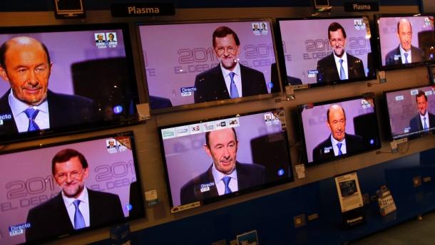 Rodríguez Rubalcaba Rajoy
