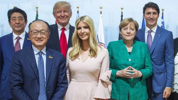 Ivanka Trump wird doch nicht Weltbank-Präsidentin