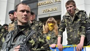 Kiew bittet Berlin um Hilfe bei Polizeiausbildung