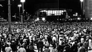Die Montagsdemonstration vom 9. Oktober 1989 in Leipzig