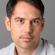 """Matthias Trautsch- Portraitaufnahme für das Blaue Buch """"Die Redaktion stellt sich vor"""" der Frankfurter Allgemeinen Zeitung"""