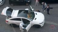 Schüsse am Stoltze-Platz: Prozess beginnt im Mai