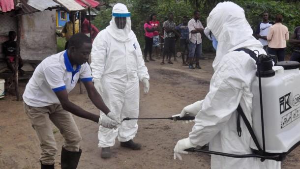 Ebola ist wieder da