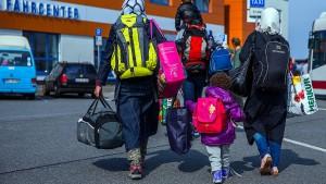 Kommunen warnen vor Nachzug von Flüchtlingsfamilien