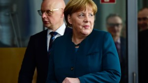 Merkel hat vom VW-Skandal aus den Medien erfahren