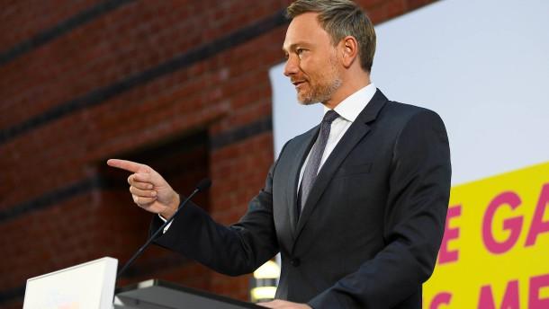 Das richtige Ministerium für die FDP