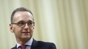 Maas sieht durch UN-Migrationspakt kaum Folgen für Deutschland