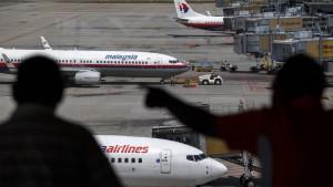 Malaysia Airlines gibt Kunden Geld zurück