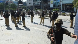 Mehrere Tote bei Bombenexplosion in Lahore