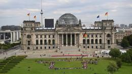 Neue Männer braucht der Bundestag, oder?