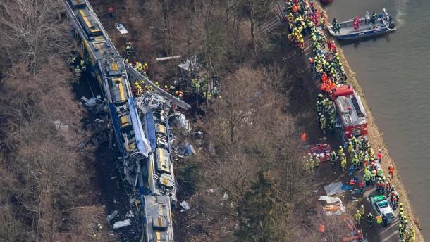 Katastrophe in Bayern – Zahl der Toten steigt auf zehn