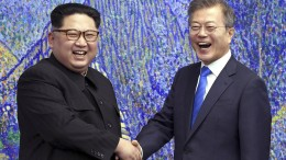 Nord- und Südkorea öffnen Kommunikationskanäle