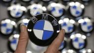 BMW sucht 8000 neue Mitarbeiter
