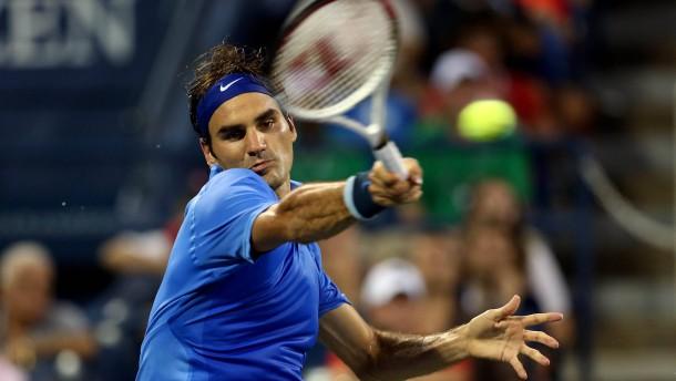 Roger Federer oder: Der Mythos wankt