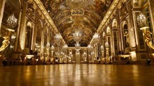 Pomp für Putin im Schloss von Versailles