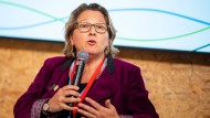 Fordert die gesamte Bundesregierung zum Handeln auf: Bundesumweltministerin Svenja Schulze (SPD)