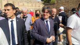 Katalanischer Separatisten-Chef wieder auf freiem Fuß
