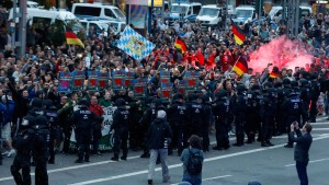 Hinweise auf Hetzjagden in Chemnitz