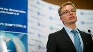 Steuerzahlerbund fordert Nein zu Griechenland-Hilfen