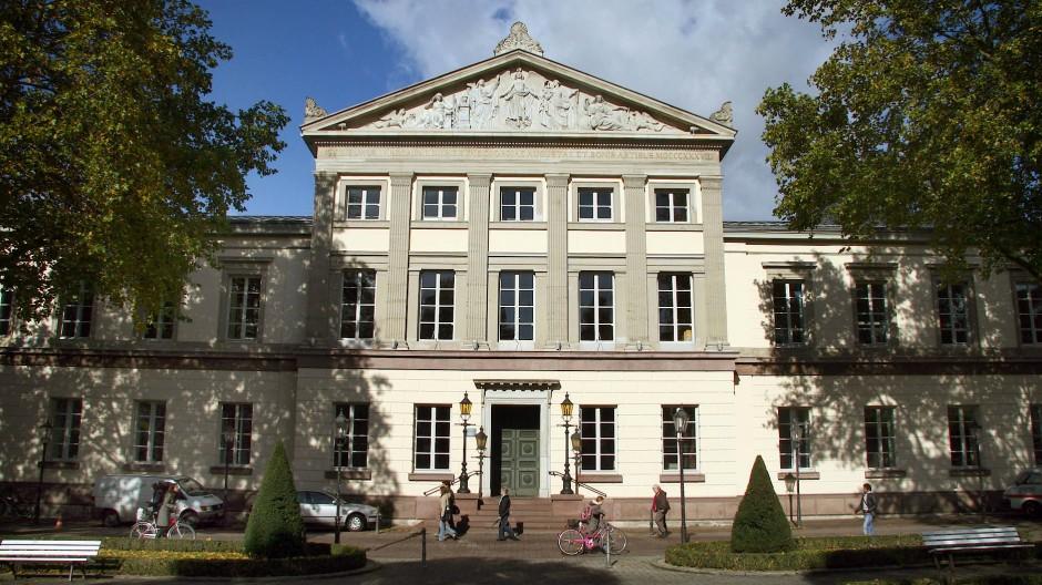 Die Aula der Universität Göttingen