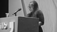 Will auf ihrer Lesereise nur von Literatur, nicht von Politik sprechen: Petina Gappah bei der Eröffnung des Literaturfestivals in Berlin
