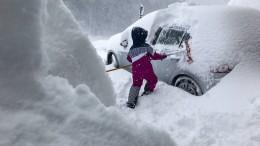 Winter hat Süddeutschland fest im Griff