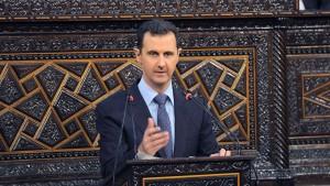 Syrien wird ein Krieg aufgezwungen