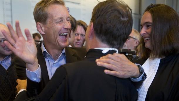 Niederlande werden zu Klimaschutz gezwungen