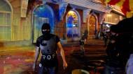 Proteste gegen Regierung und Korruption