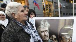 Auf der Suche nach Gerechtigkeit für Srebrenica