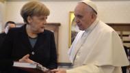 Privataudienz beim Papst