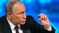 Putin will Abschottung nicht zulassen
