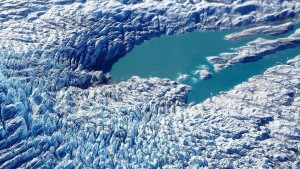Das Eis schmilzt