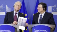Stoiber: 33 Milliarden Euro eingespart