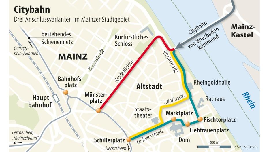 Bilderstrecke Zu Mainzelbahn In Mainz Gut Angenommen