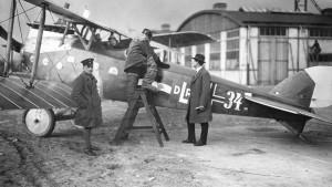 Vor 100 Jahren hob der zivile deutsche Luftverkehr ab