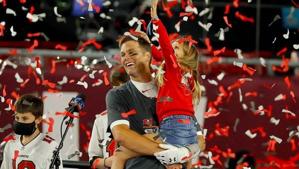 Tom Bradys Meisterstück