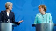 Briten wollen noch vor Bundestagswahl EU-Austritt einleiten