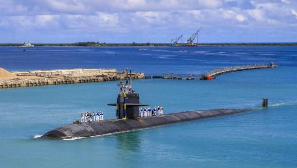 US-Ingenieur wollte Geheimnisse über Atom-U-Boote verkaufen