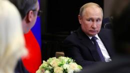 Der Killer, der aus Moskau kam
