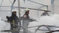 UN prangern mögliches Kriegsverbrechen in Syrien an